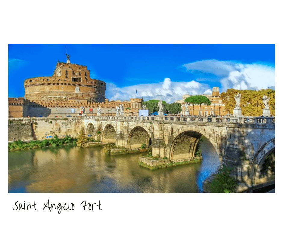 מצודת סנט אנג׳לו רומא
