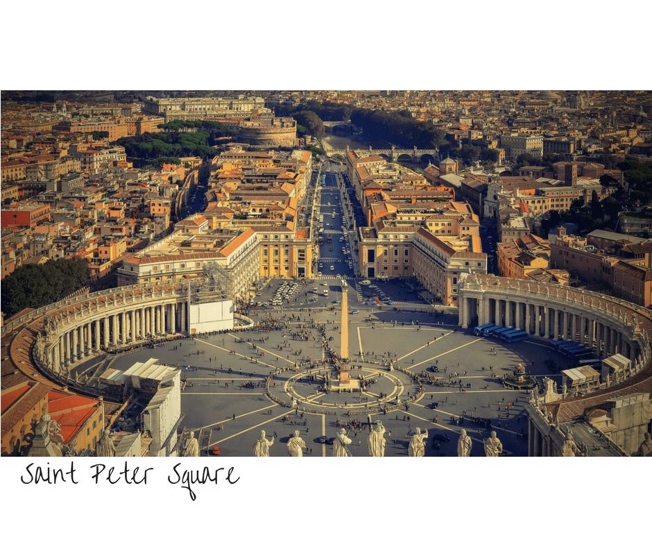 מסלול רומא ותיקן