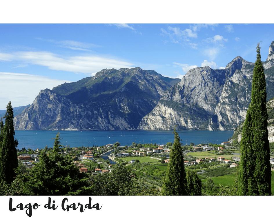 טיול רומנטי בסתיו אגם גארדה איטליה