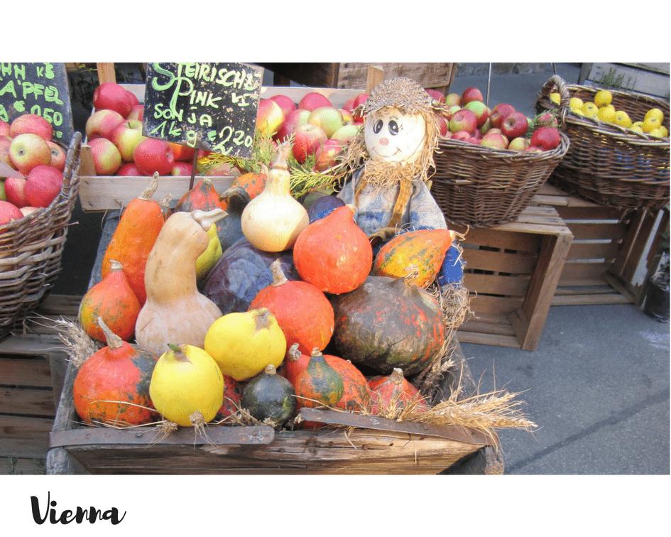 טיול רומנטי בסתיו וינה אוסטריה