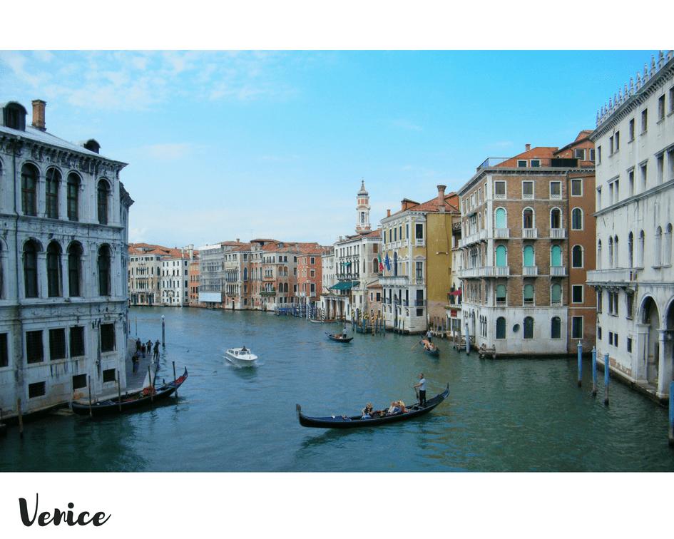 טיול רומנטי בסתיו ונציה איטליה