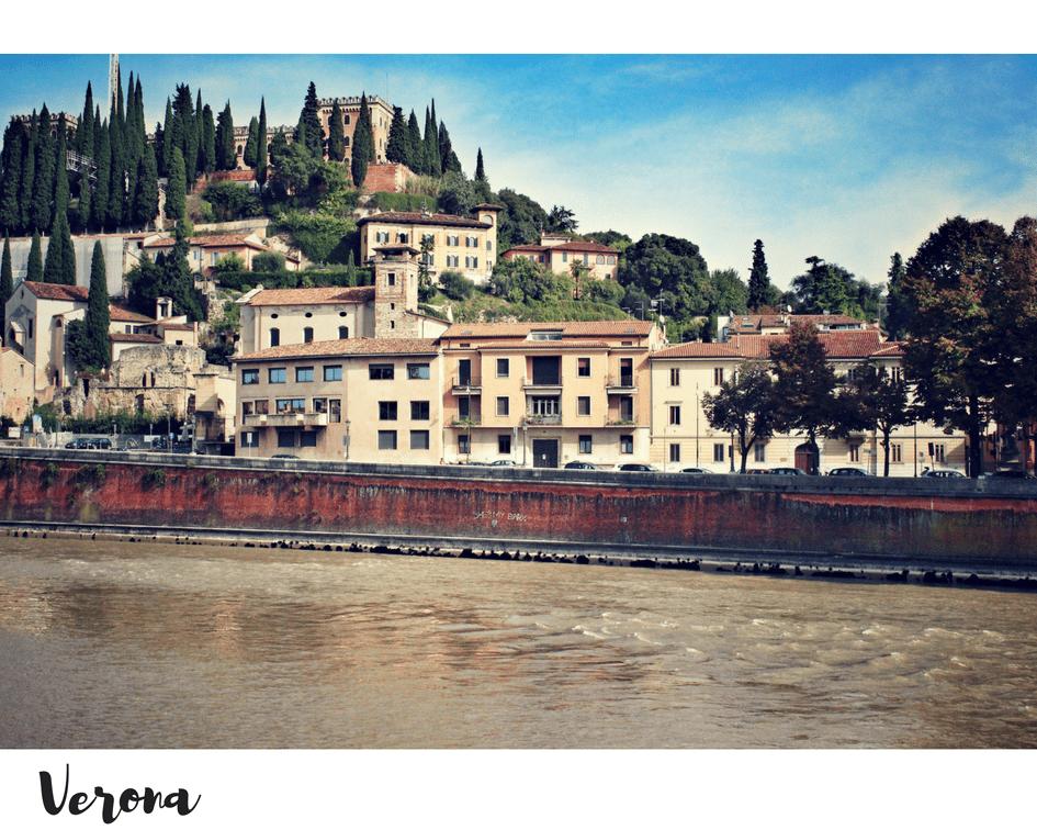 טיול רומנטי בסתיו ורונה איטליה
