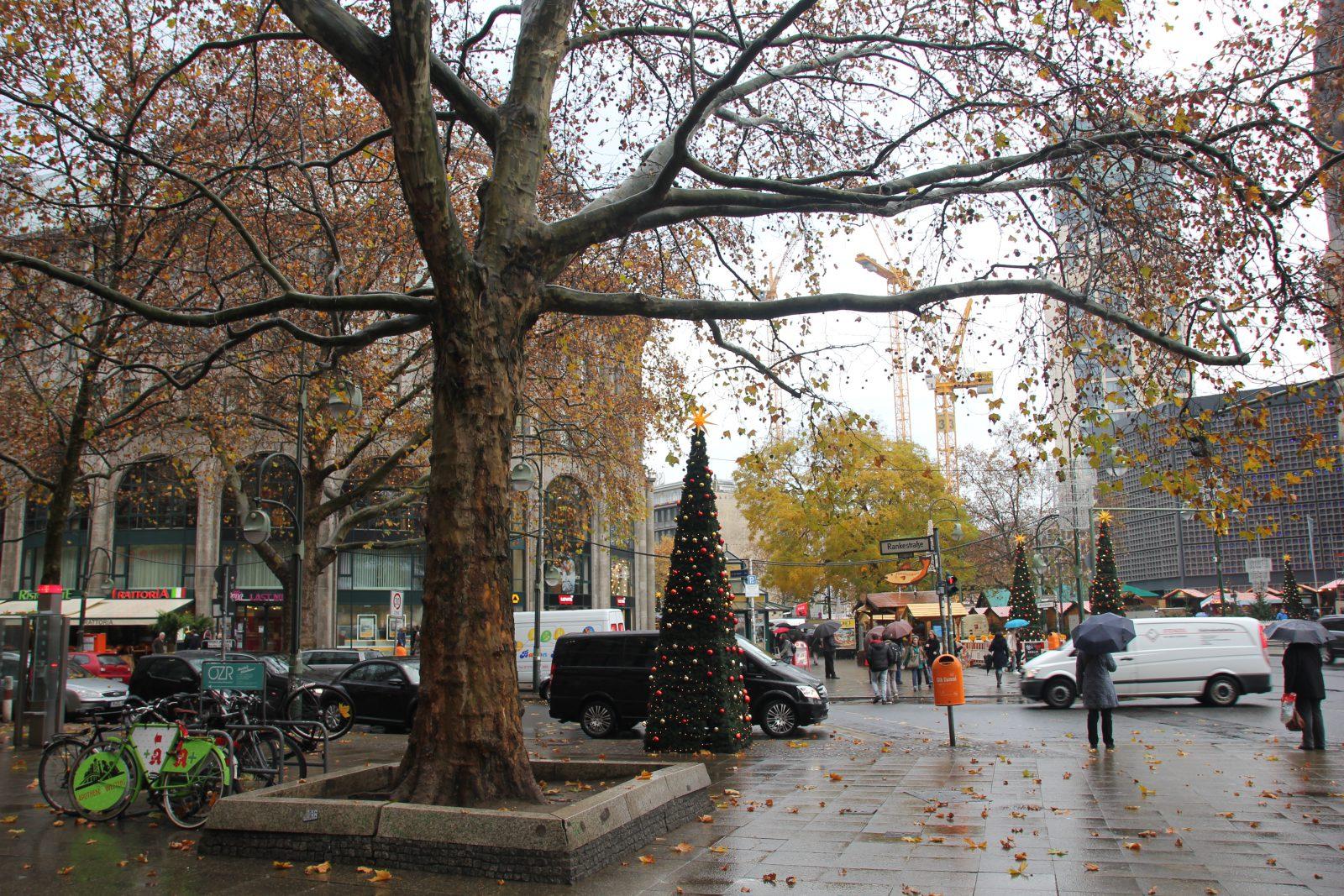 רחוב קודאם ברלין סיילים באירופה