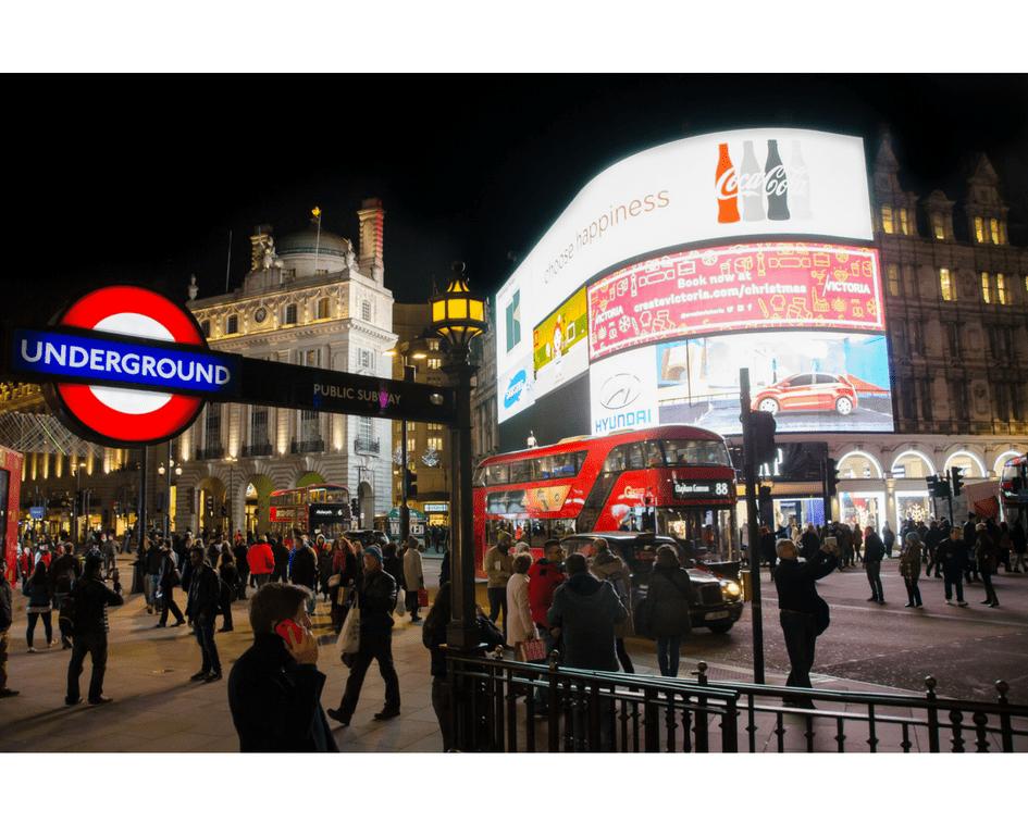 סיילים באירופה פיקדילי לונדון