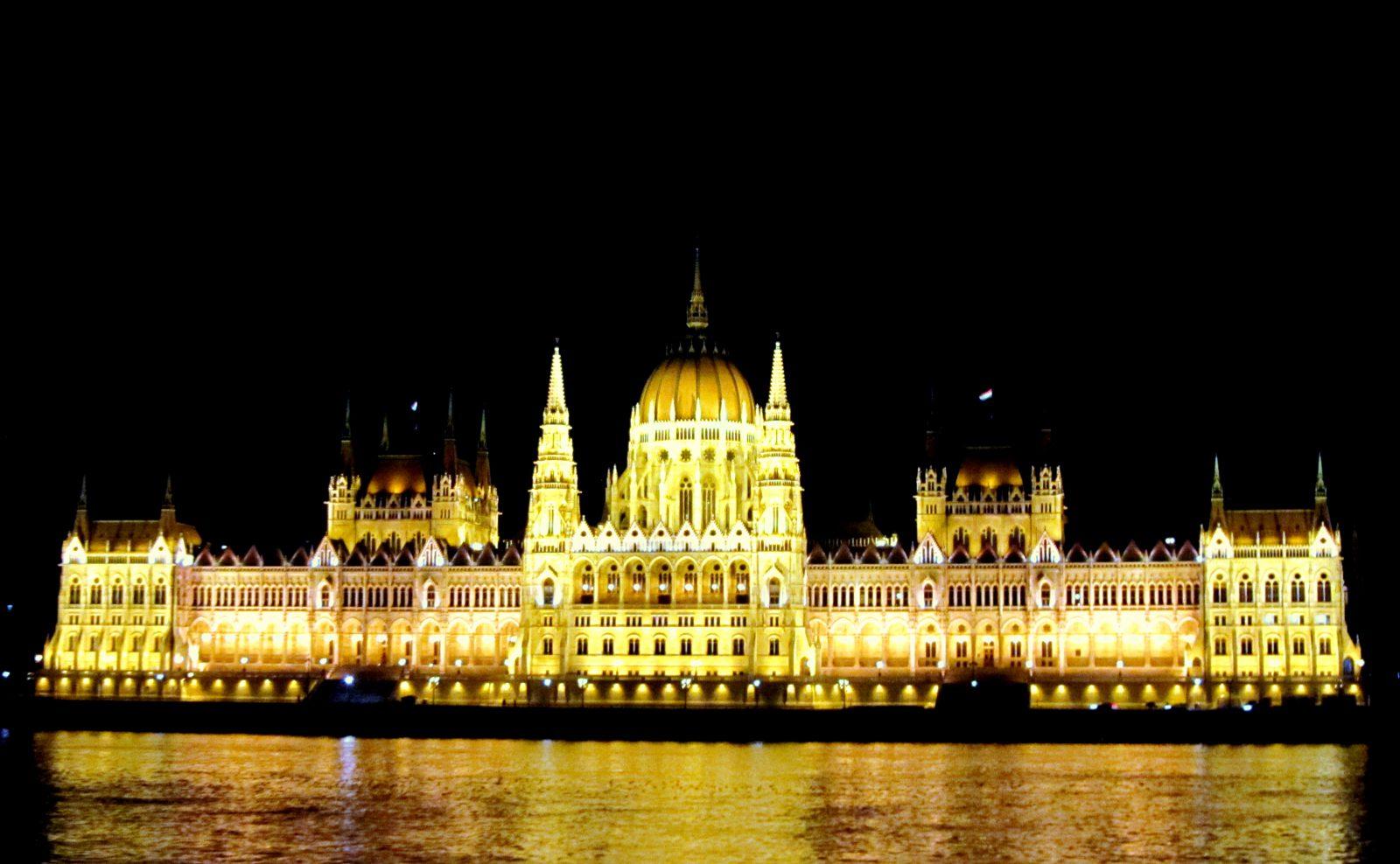 טיול בבודפשט הפרלמנט