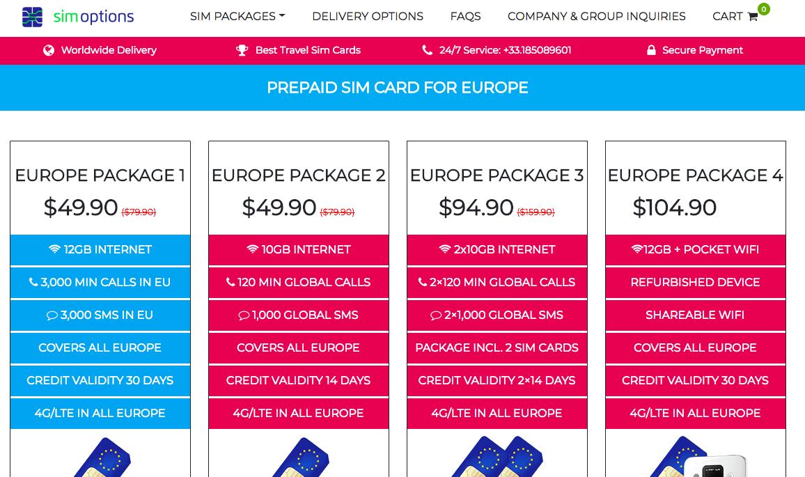 איך קונים חבילת גלישה כרטיס סים לחו״ל