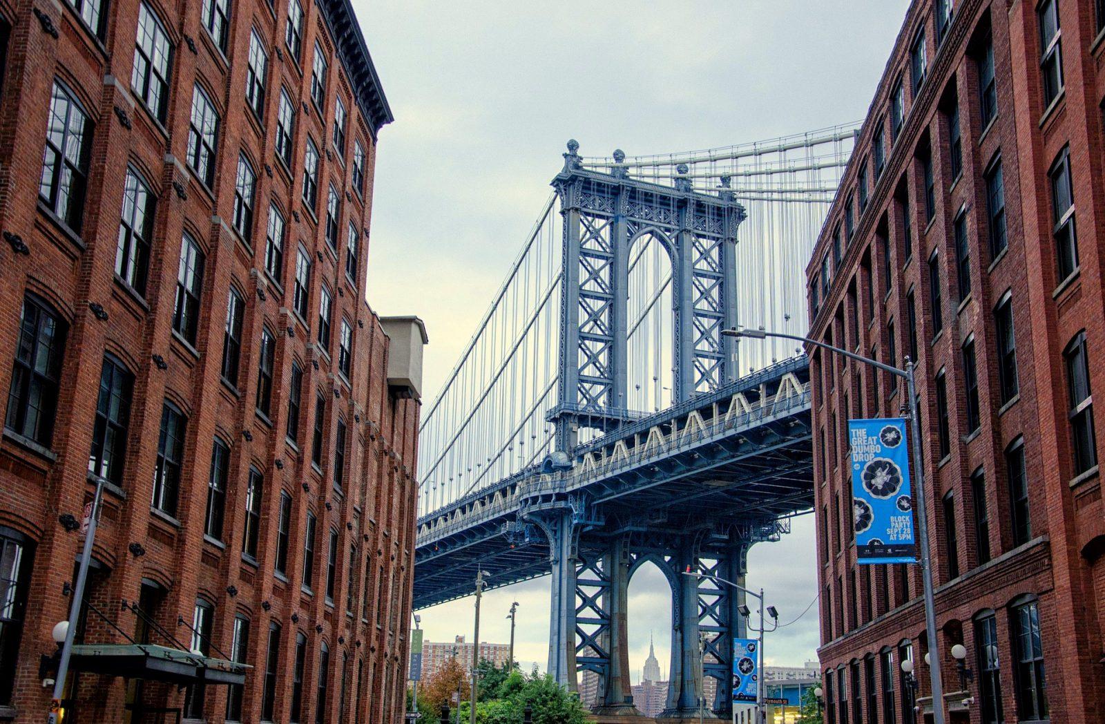 מסלול בניו יורק גשר מנהטן