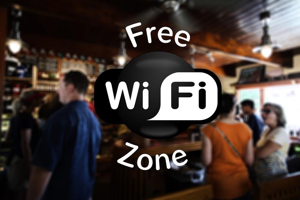 אינטרנט בשדות תעופה