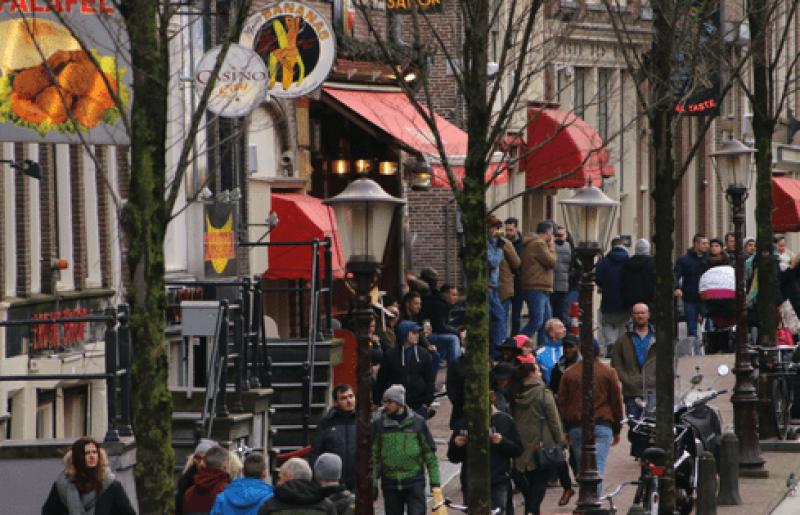 מסלול שופינג מושלם באמסטרדם