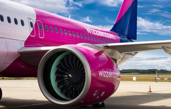 דגם A320neo הראשון מצטרף לצי מטוסי Wizz Air