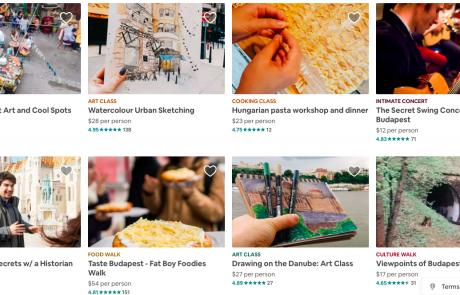 Airbnb Expericence- פיצ׳ר סיורים בחו״ל שאתם חייבים לבדוק