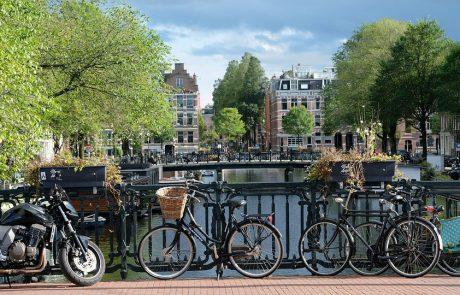 הקשר היהודי: אמסטרדם – הולנד