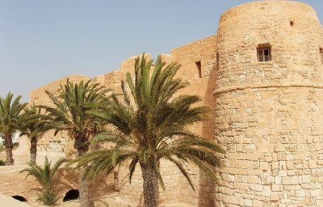 הקשר היהודי: ג'רבה – תוניסיה