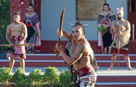 הקשר היהודי: ניו זילנד ושבט המאורים